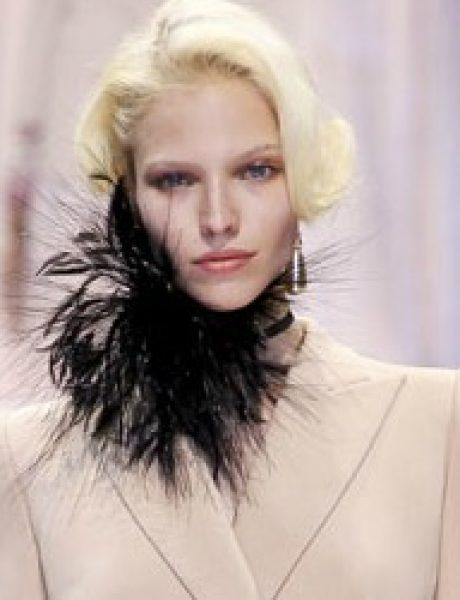 Jesen na modnim pistama: Armani Prive