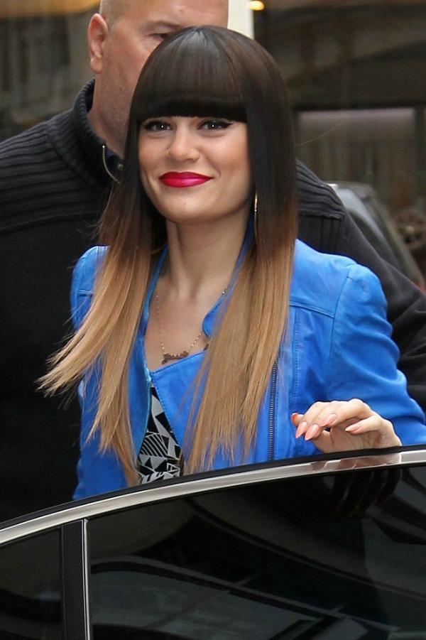Jessie J 1 Beauty Moments: Najlepše frizure, Jessie J