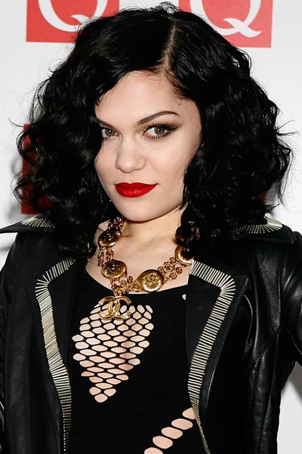 Jessie J 10 Beauty Moments: Najlepše frizure, Jessie J