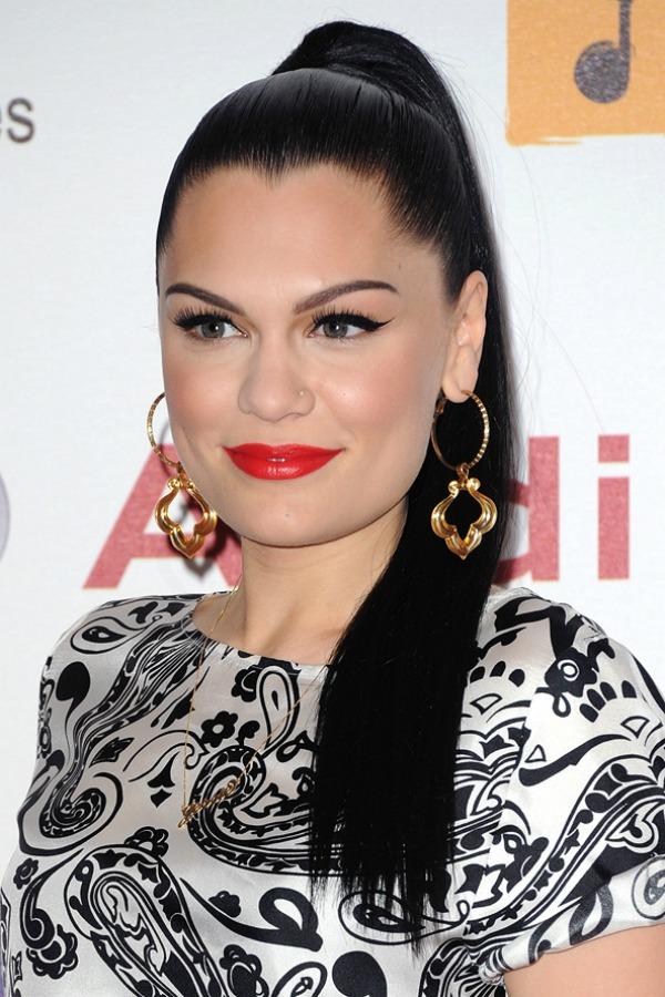 Jessie J 4 Beauty Moments: Najlepše frizure, Jessie J
