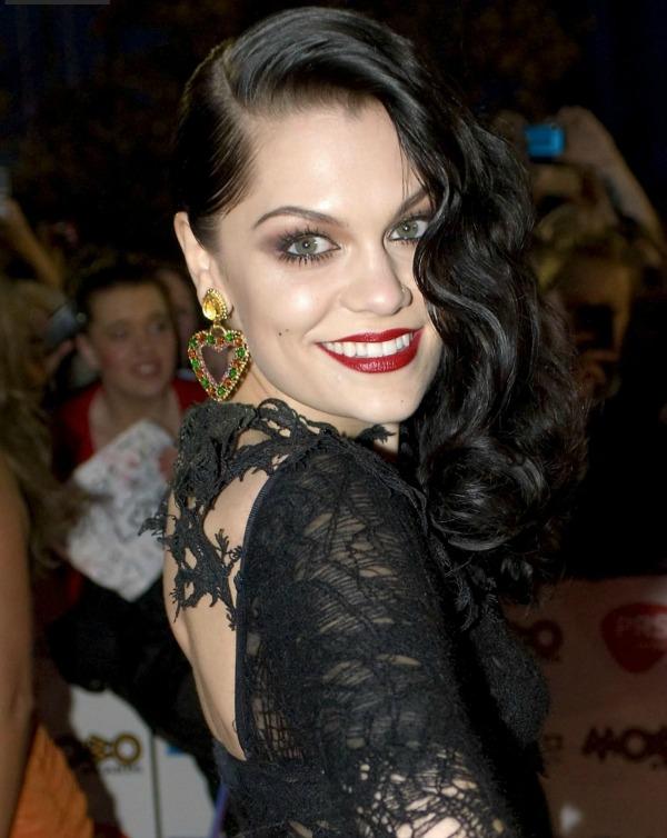Jessie J 6 Beauty Moments: Najlepše frizure, Jessie J
