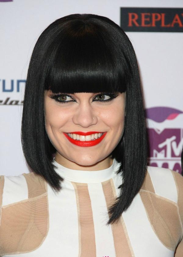 Jessie J 7 Beauty Moments: Najlepše frizure, Jessie J