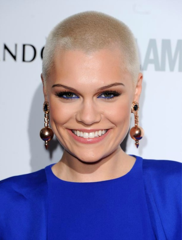 Jessie J 8 Beauty Moments: Najlepše frizure, Jessie J