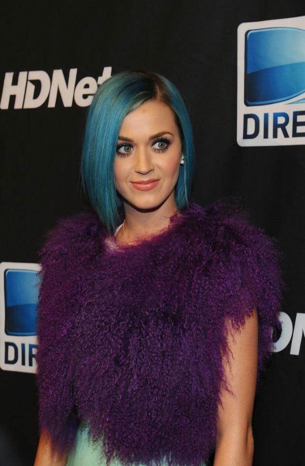 Katy Perry 4 Beauty Moments: Najlepše frizure, Katy Perry