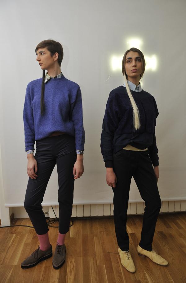 Klasa 2 34. Perwoll Fashion Week: Izložba Između istoka i zapada Gordane Ćirić Krstić i Modne vinjete