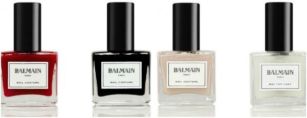 Lakovi koje svaka dama treba da ima Balmain predstavio kolekciju lakova za nokte