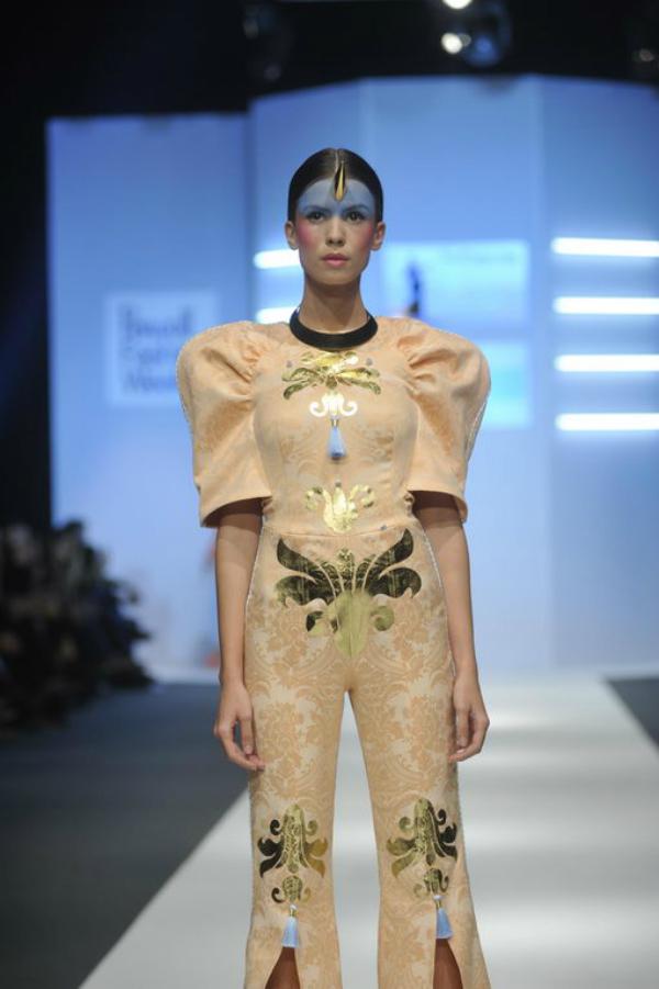 Ljubinkovic kombinezon 34. Perwoll Fashion Week: Ana Ljubinković