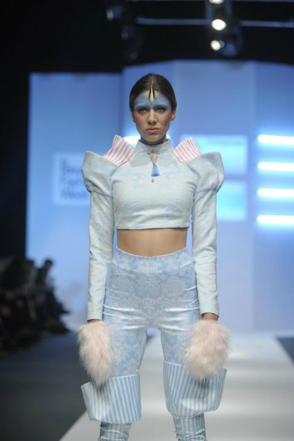 Ljubinkovic plavo1 34. Perwoll Fashion Week: Ana Ljubinković