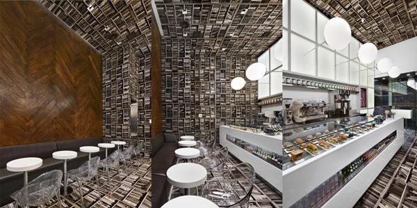 Lokal biblioteka Kafenisanje po planeti: Deset najboljih kuća kafe
