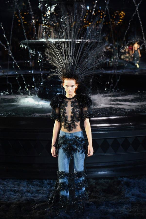 Louis Vuitton U ritmu modne revije