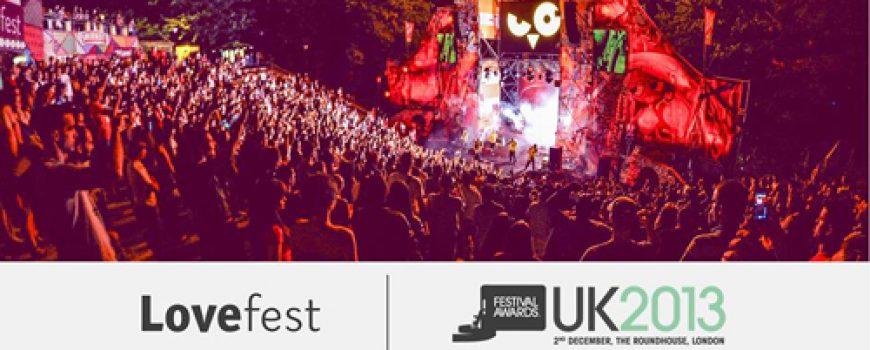 """""""Lovefest"""" nominovan za najbolji evropski festival"""