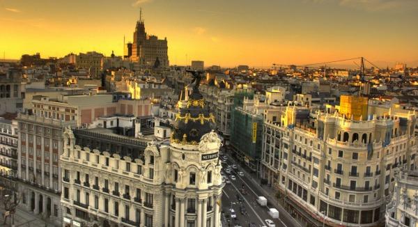 Madrid 3 Šetnja Madridom