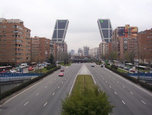 Madrid 7 Šetnja Madridom