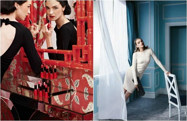 Marijakarla i Lili kao zaštitna lica praznične kampanje Modni zalogaj: Nova kampanja robne kuće Neiman Marcus
