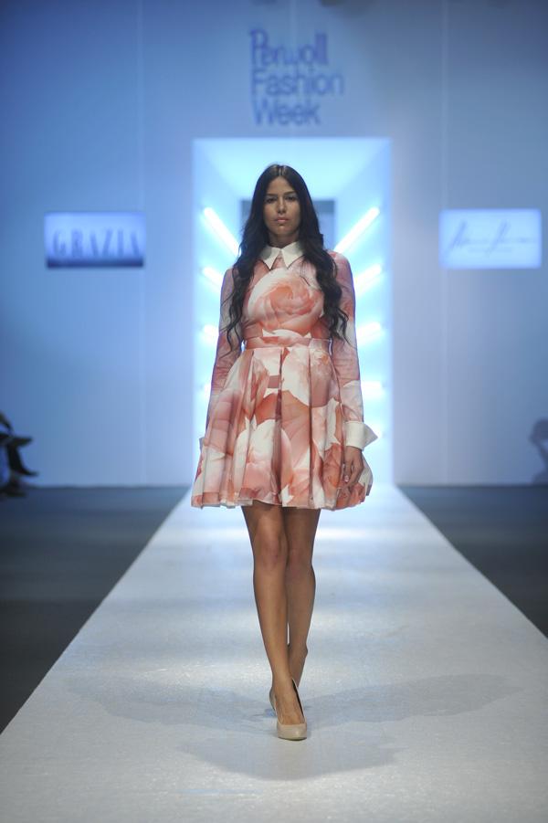 Mihano Momosa  34. Perwoll Fashion Week: Treći dan