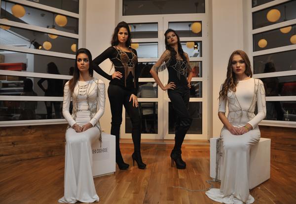 Milica Pavlovic 34. Perwoll Fashion Week: Izložba Između istoka i zapada Gordane Ćirić Krstić i Modne vinjete