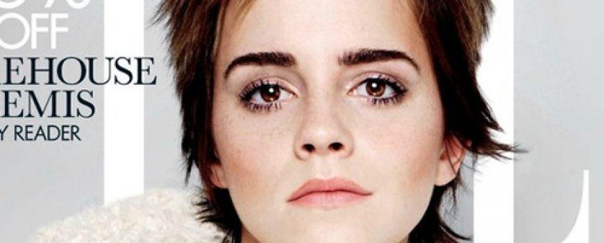 Moda na naslovnici: Emma Watson nova filmska i modna muza