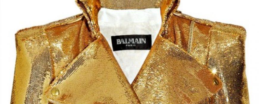 Modna opsesija dana: Jakna Balmain Paris