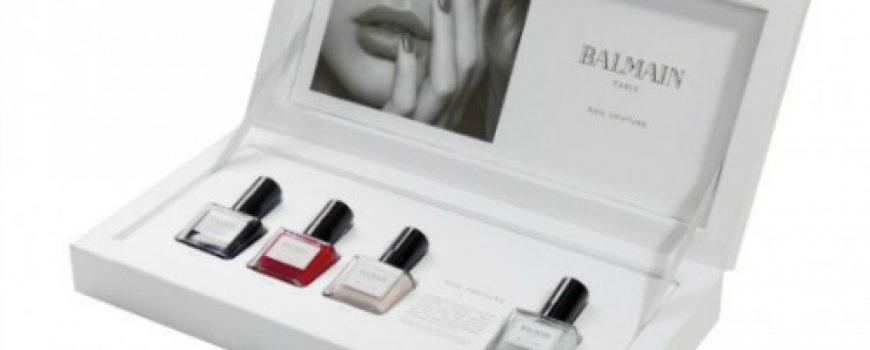 Balmain predstavio kolekciju lakova za nokte