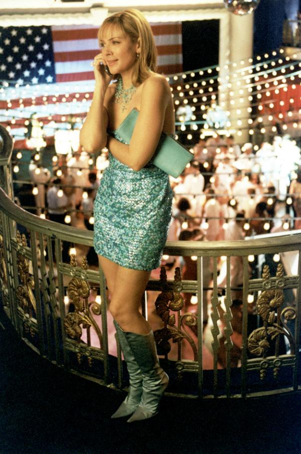 Plavo Sve torbe: Samantha Jones