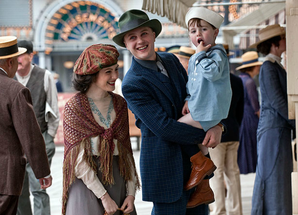 Porodicna Moda u seriji Boardwalk Empire