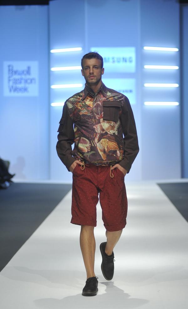 Robert Sever 34. Perwoll Fashion Week: Drugi dan