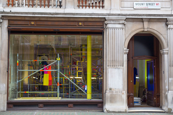 RoksandaIlincic MountStreetShop vogue 2 18oct13 pr b 1440x960 Roksanda Ilinčić: Otvaranje radnje u Londonu