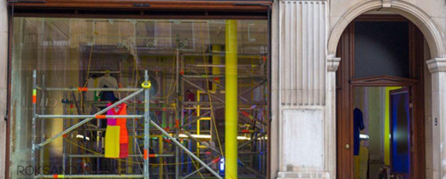 Roksanda Ilinčić: Otvaranje radnje u Londonu