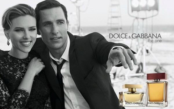Scarlett and Matthew 1 Fantastičan duo: Scarlett Johansson i Matthew McConaughey za Dolce & Gabbana