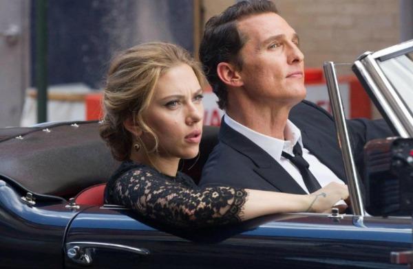 Scarlett and Matthew 2 Fantastičan duo: Scarlett Johansson i Matthew McConaughey za Dolce & Gabbana