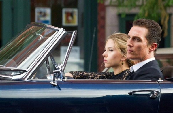 Scarlett and Matthew 3 Fantastičan duo: Scarlett Johansson i Matthew McConaughey za Dolce & Gabbana