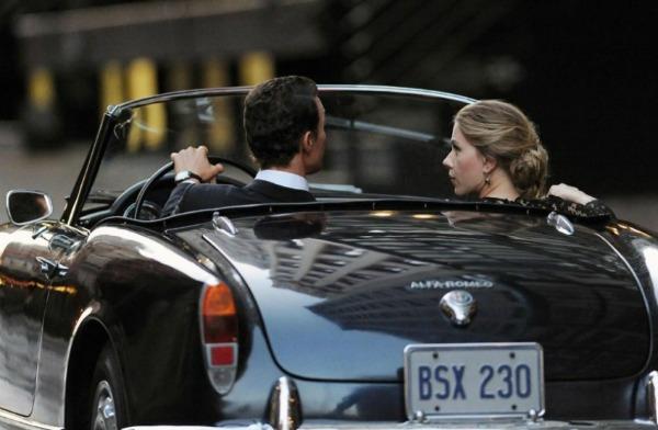 Scarlett and Matthew 4 Fantastičan duo: Scarlett Johansson i Matthew McConaughey za Dolce & Gabbana