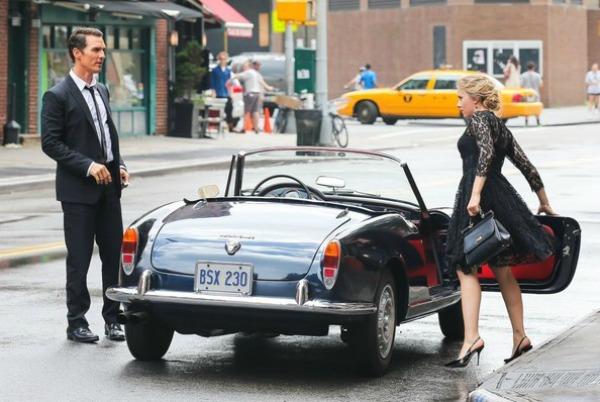Scarlett and Matthew 5 Fantastičan duo: Scarlett Johansson i Matthew McConaughey za Dolce & Gabbana