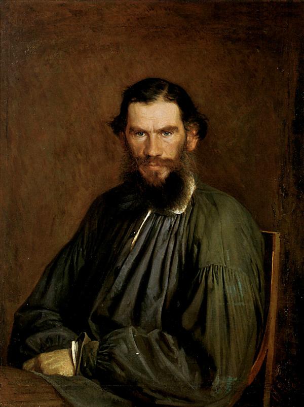 Tolstoj 1873 Ljudi koji su pomerili granice: Лев Николаевич Толстой