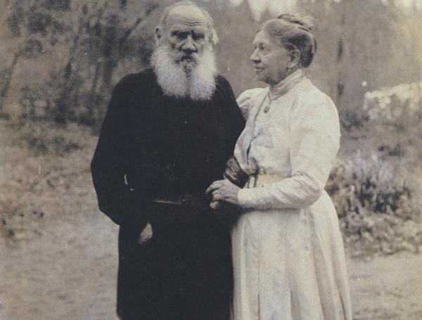 Tolstoj sa suprugom Ljudi koji su pomerili granice: Лев Николаевич Толстой