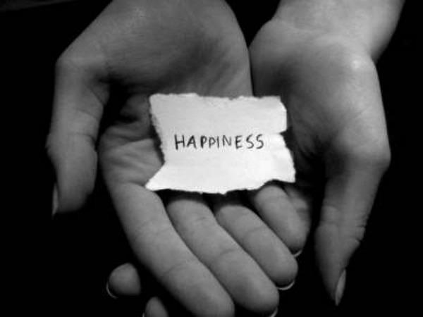 Umetnuta Najveće blago je biti srećan  Imati, pa nemati!