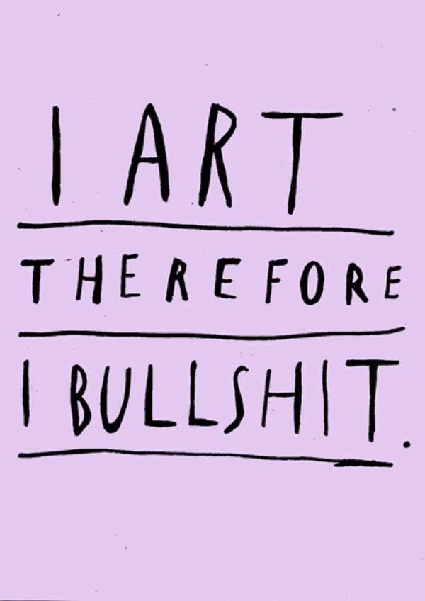 Umjetnicka poruka Wasted Rita: Umetnica za koju ste morali čuti