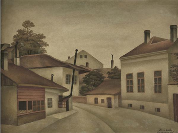 Untitled 11 Izložba: Zograf, društvo umetnika