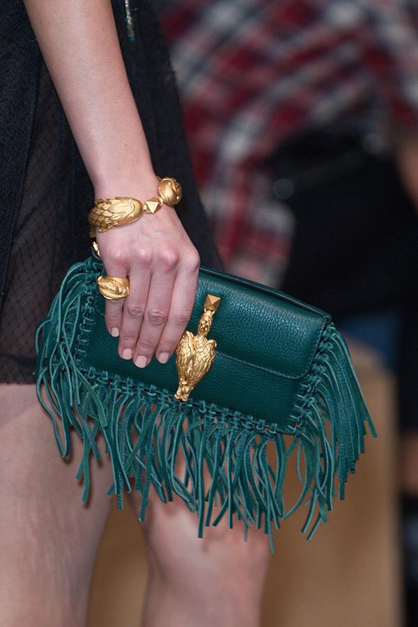 Valentino Spring 2014 Nedelja mode u Parizu: Moderan manikir