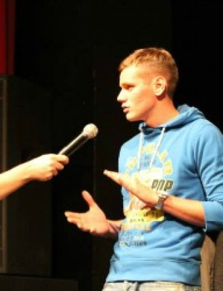 Wannabe talenti: Matija Holjevac