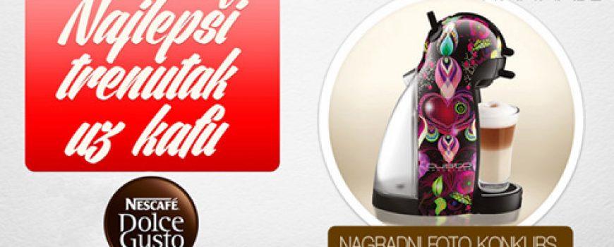 NESCAFÉ® Dolce Gusto i Wannabe Magazine nagrađuju: Najlepši trenutak uz kafu