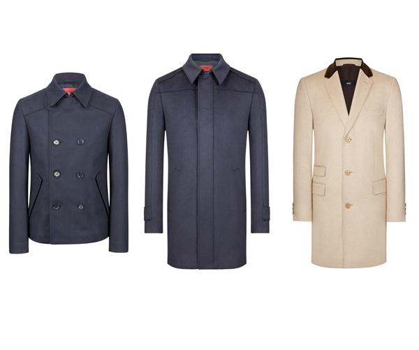 kaputi Hugo Boss predlaže: Jesenja garderoba