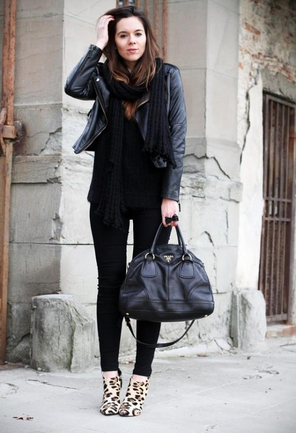 leopard print Trendi čizme za zimu 2013/2014.