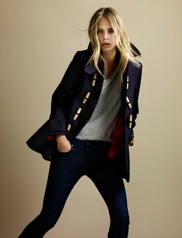lookbooks burberry london brit printemps 2012 1 Prelepi kaputi koji će se nositi ove jeseni