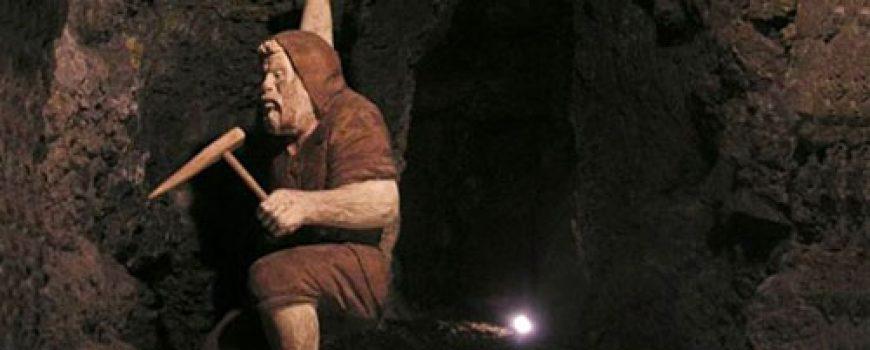 Cigla u glavi: Radim u rudniku