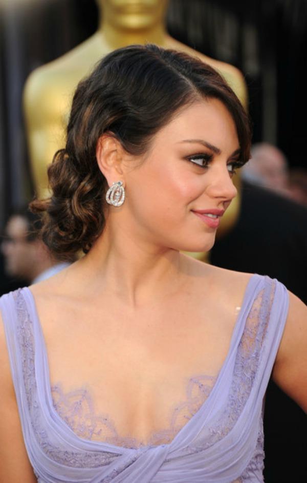 mila kunis 5 Beauty Moments: Najlepše frizure, Mila Kunis