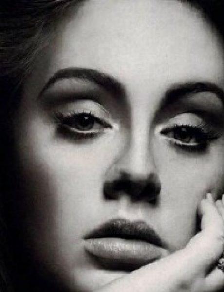 Moda na naslovnici: Zlatna Adele