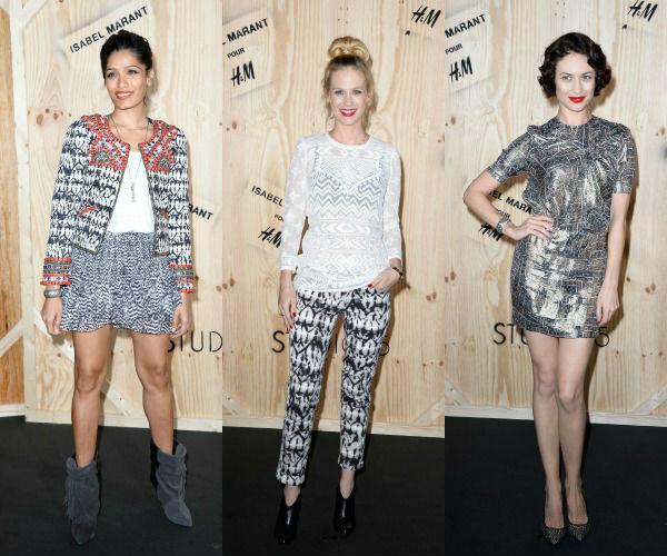 modni zalogaj1 Modni zalogaj: Velika žurka povodom saradnje brendova Isabel Marant i H&M