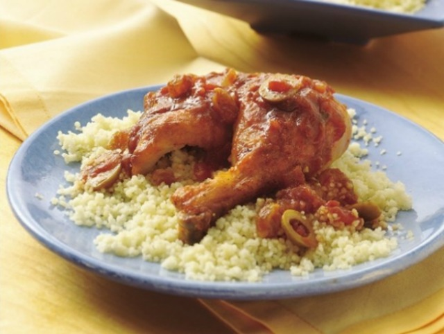 piletina1 Wannabe Bride: Večera za dvoje   piletina na mediteranski način