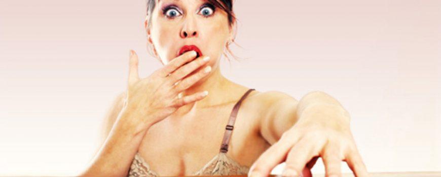 Ženski tripovi: Hrana je utešna